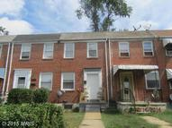 4813 Cordelia Ave Baltimore MD, 21215