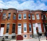 206 Lanvale Street East Baltimore MD, 21202