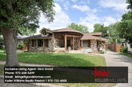 1323 Barlow Ave Dallas TX, 75224