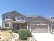 5340 War Paint Pl Colorado Springs CO, 80922