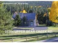 33384 Upper Bear Creek Road Evergreen CO, 80439