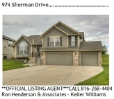 974 Sherman Drive Liberty MO, 64068
