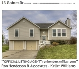 13 Gaines Drive Camden Point MO, 64018