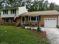 4008 Queenswood Dr Portsmouth VA, 23703