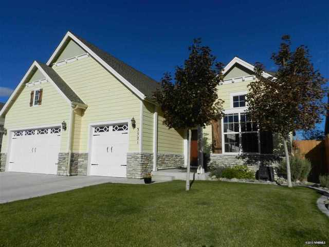 Home for Sale:3521 Silverado, Carson City NV, 89705