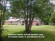 9100 Heather Lane Moss Point MS, 39562