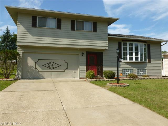 6217 Sunset Dr Bedford Heights OH, 44146