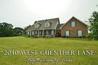2040 West Guenther La Grange TX, 78945