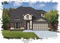 Pacesetter - The Toscana II Pflugerville TX, 78660
