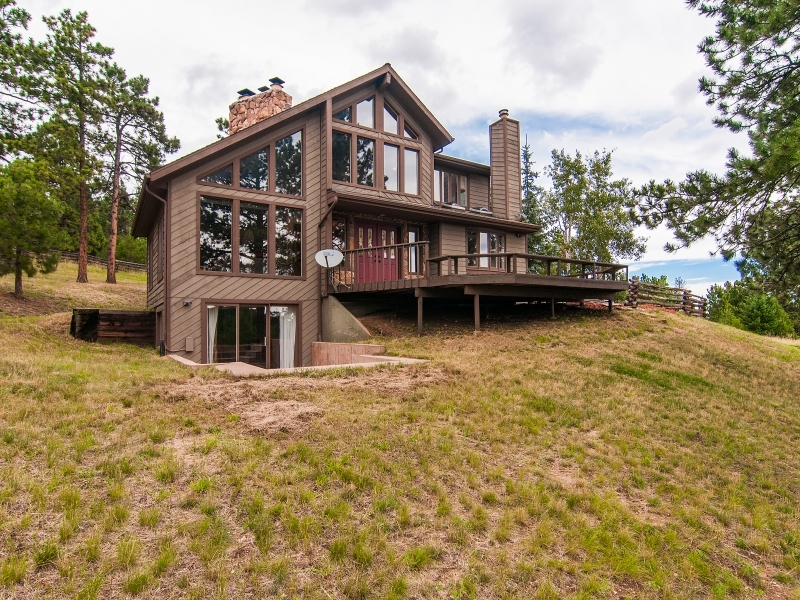 1329 Starwood Lane Evergreen CO, 80439