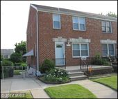 3313 Woodring Avenue Baltimore MD, 21234