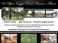 36 Upper Egypt Road Buxton ME, 04093
