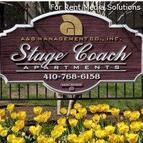 Stagecoach, Olde Stage, Svrn Sq. Apartments Glen Burnie MD, 21061