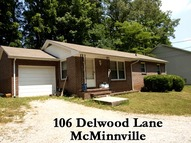 106 Delwood Mcminnville TN, 37110
