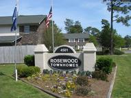 Rosewood Townhomes Apartments Goose Creek SC, 29445
