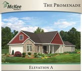 The Promenade  in Cottages at Carriage Creek Spring Lake NC, 28390