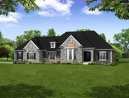 The Clemont, Plan 2222 Germantown WI, 53022