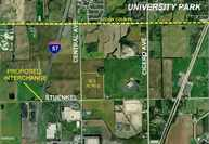 Lot 11 Central Avenue University Park IL, 60484