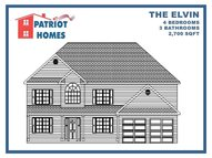 The Elvin - Patriot Homes Hinesville GA, 31313