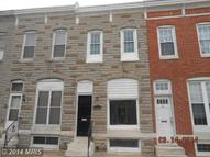 3705 Mount Pleasant Avenue Baltimore MD, 21224