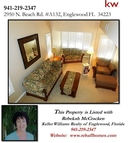 2950 N Beach Road A132 Englewood FL, 34223