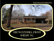 1210 Woodhill Drive Shelby NC, 28152