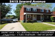 5415 Seward Avenue Baltimore MD, 21206