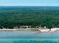7295 Manitou Beach Road 12 Acres + 520 Rogers City MI, 49779