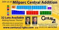 Milparc Central Lovejoy Lane L5, B3 Aurora SD, 57002