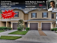 1416 Ballard Green Place Brandon FL, 33511