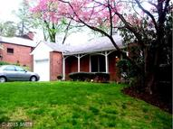 8603 Springdell Place Chevy Chase MD, 20815