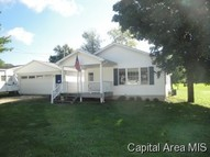 208 N Grant Pleasant Plains IL, 62677