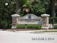 560-208 Florida Club Blvd Saint Augustine FL, 32084
