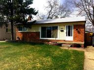 29141 Mark Avenue Madison Heights MI, 48071