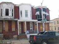 1911 Longwood Street Baltimore MD, 21216