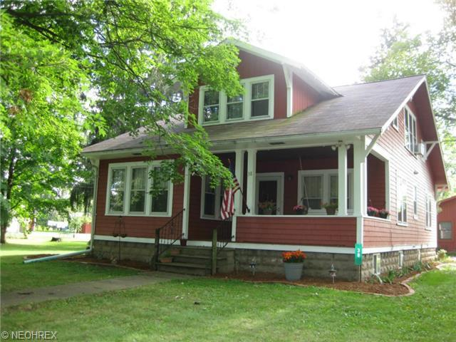 38 South River St Wakeman OH, 44889