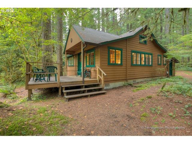 28921 E Road 20  60 Rhododendron OR, 97049