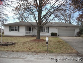 29 Hawthorne Lane Pleasant Plains IL, 62677