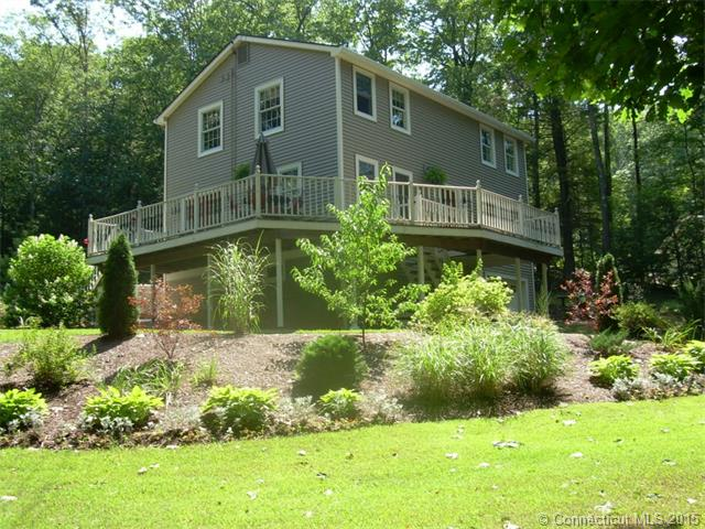 128 Old Stagecoach Rd Granby CT, 06035