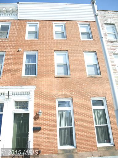 307 Gilmor Street Baltimore MD, 21223
