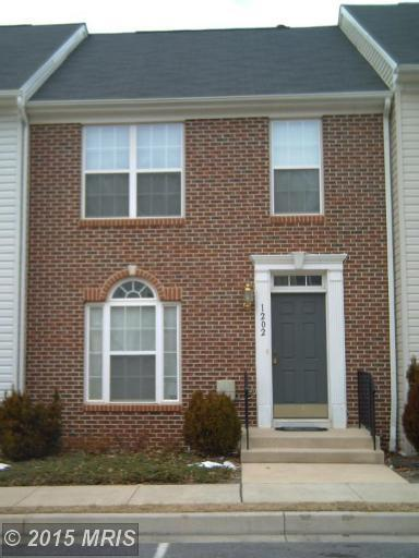 1202 Corolla Court Catonsville MD, 21228