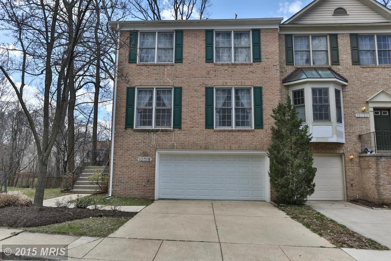 12018 Saw Mill Court Silver Spring MD, 20902
