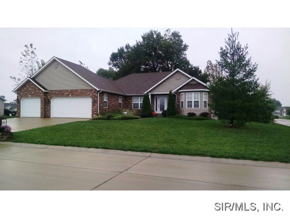 4548 Baywood Lane Smithton IL, 62285