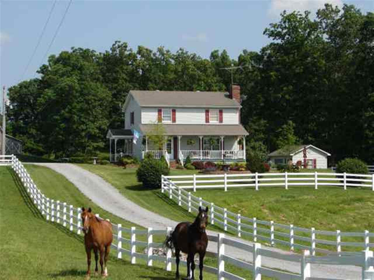 721 Cave Springs Rd Smithland KY, 42081