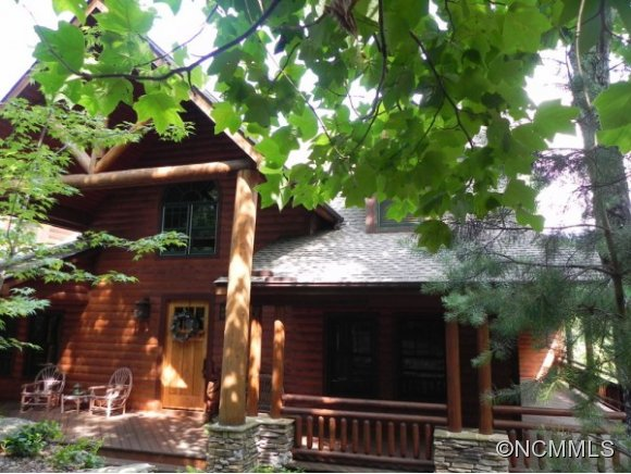 319 Big Bear Trail Zirconia NC, 28790